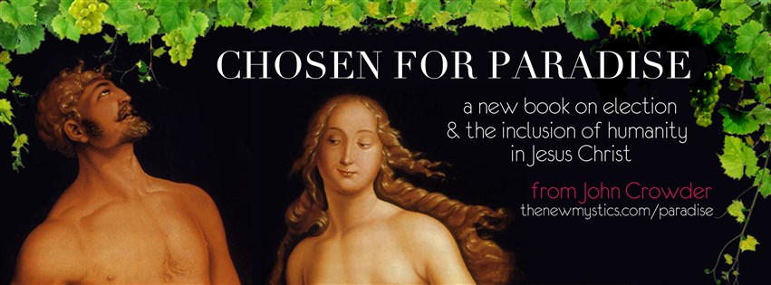 Chosen for Paradise Ad